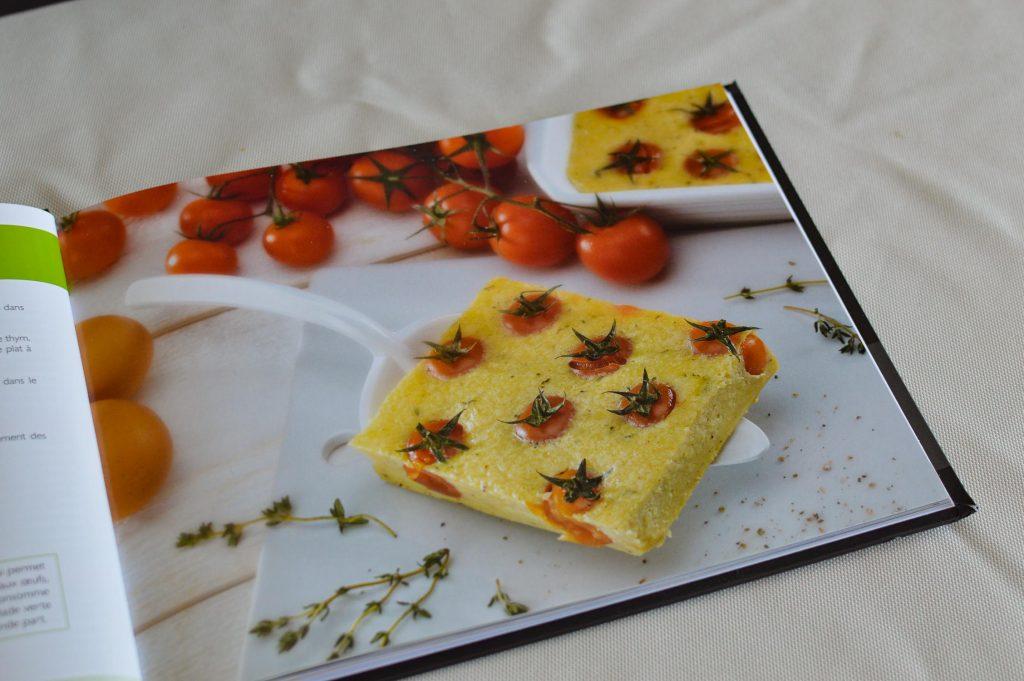 Livre de recettes du printemps ouvert Omnicuiseur - Bienvenue chez vero (9)