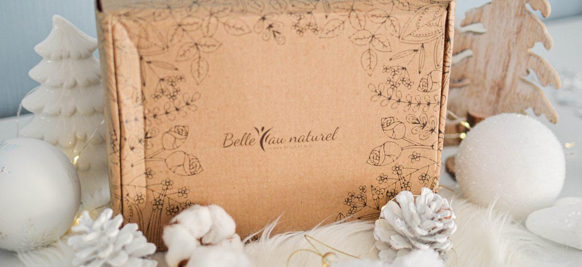 Box beauté Féerie de Noel 2019 - Belle au naturel - Bienvenuechezvero (1)