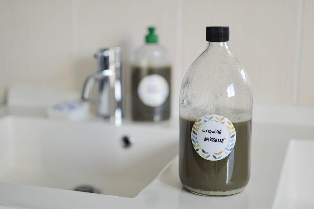 Liquide vaisselle maison - Bienvenuechezvero