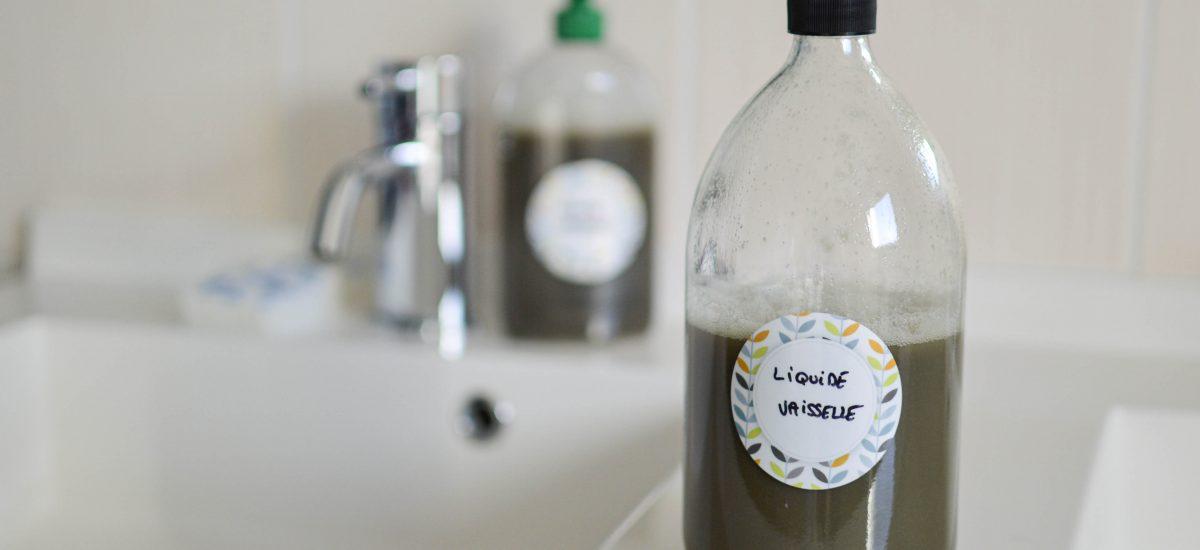 Comment faire son produit vaisselle maison ?