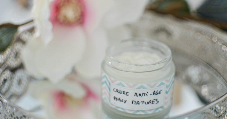 DIY – Réaliser sa propre crème de jour anti-âge pour peaux matures