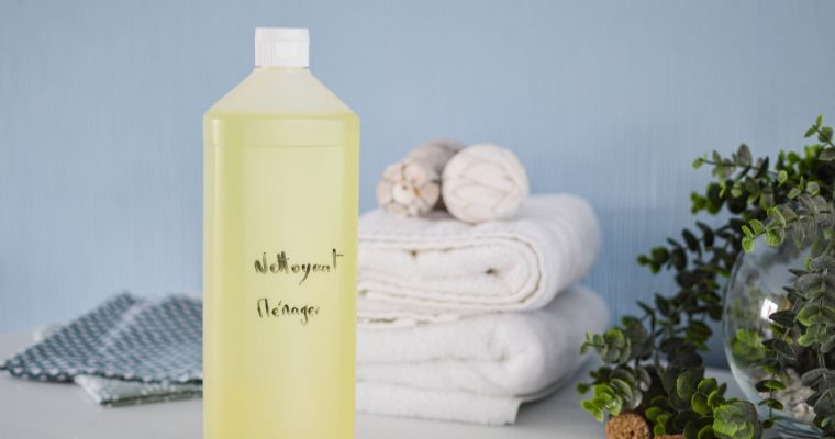 Faire son propre nettoyant multi-usage