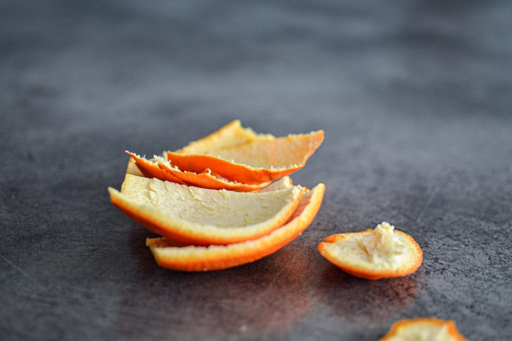 pelure d'orange
