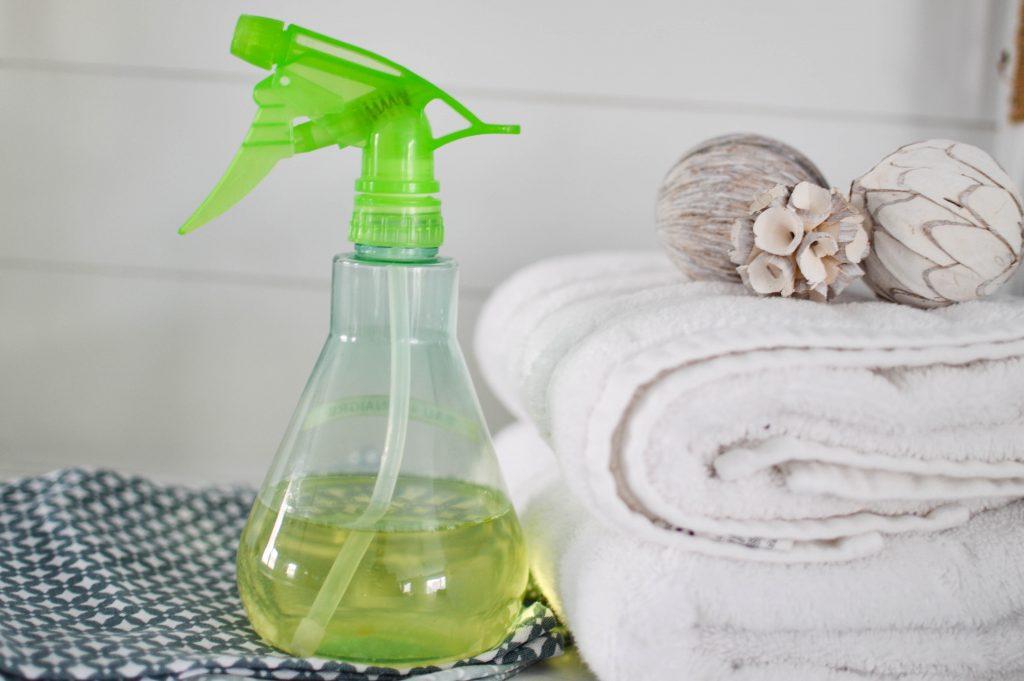 Faire son nettoyant ménager soi-même