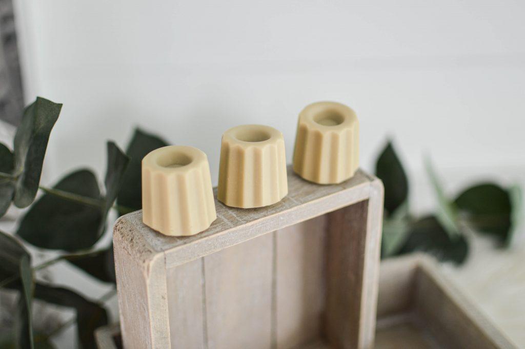 Déodorant solide maison sans bicarbonate