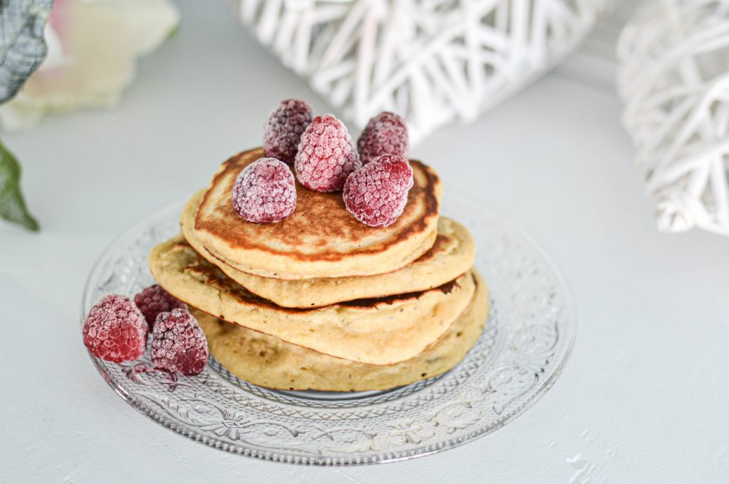 pancakes healthy sans sucre ajouté
