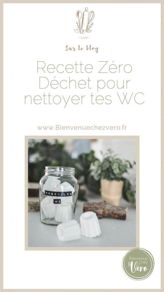 Recette Zéro déchet pour faire ses pastilles WC avec 2 ingrédients