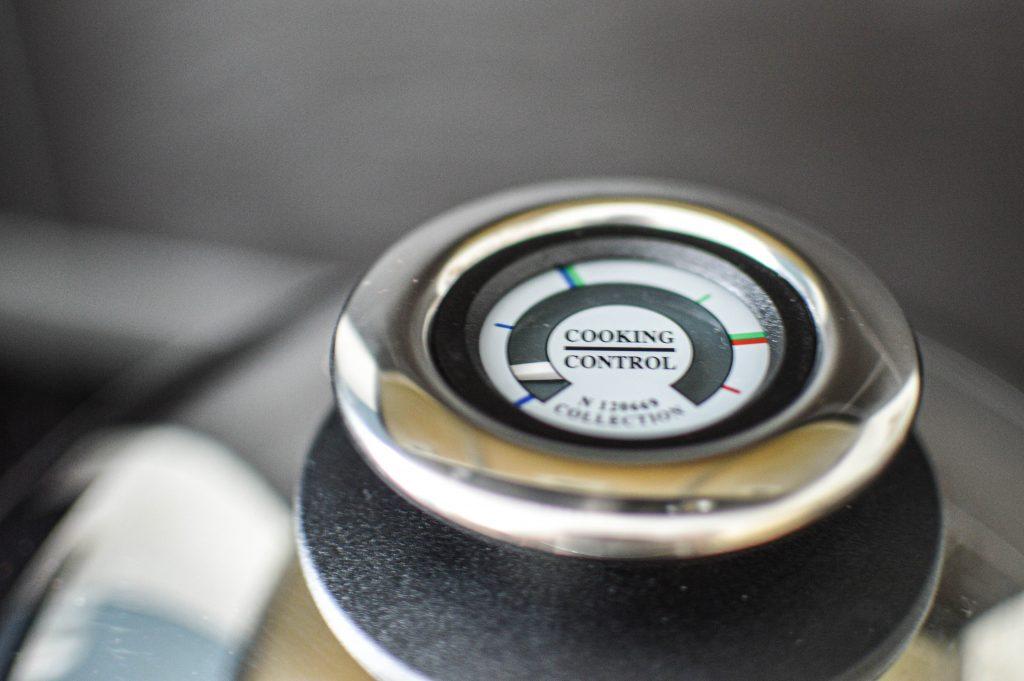 Thermomètre vapeurdôme