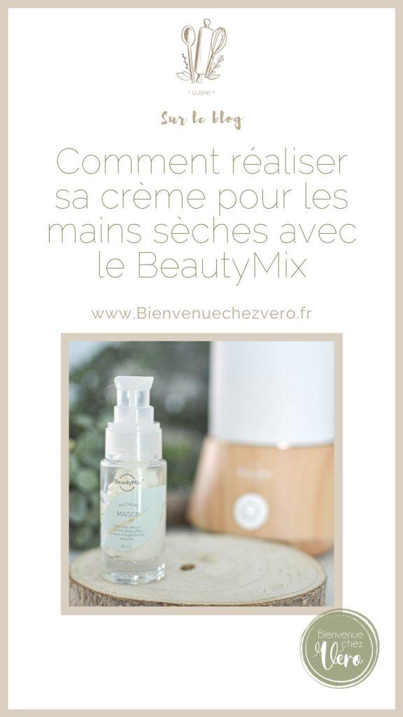 DIY - Réalises ta crème pour les mains sèches avec le BeautyMix