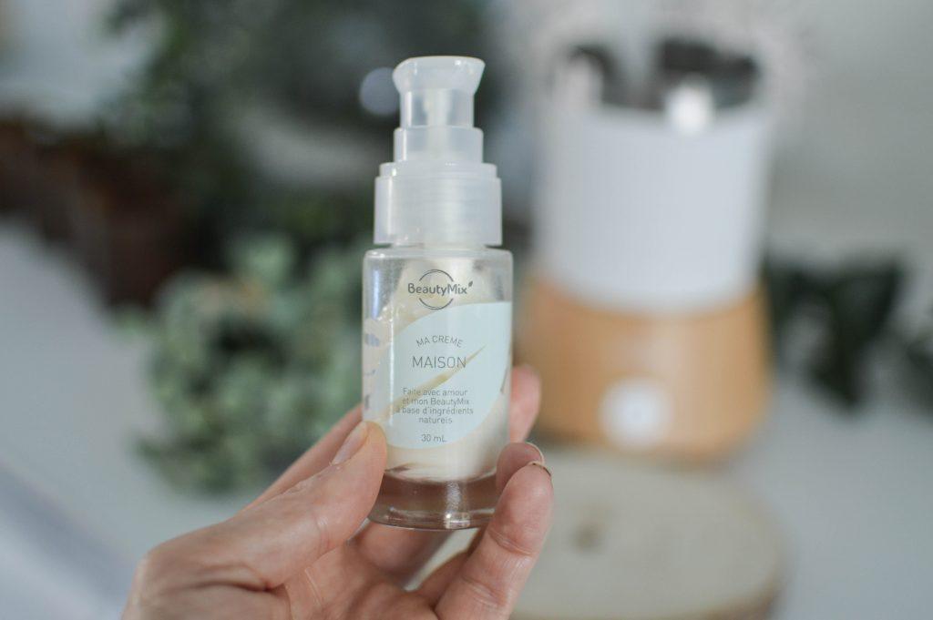 Crème pour les mains sèches BeautyMix
