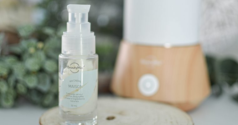 Réaliser sa crème pour mains sèches avec le BeautyMix
