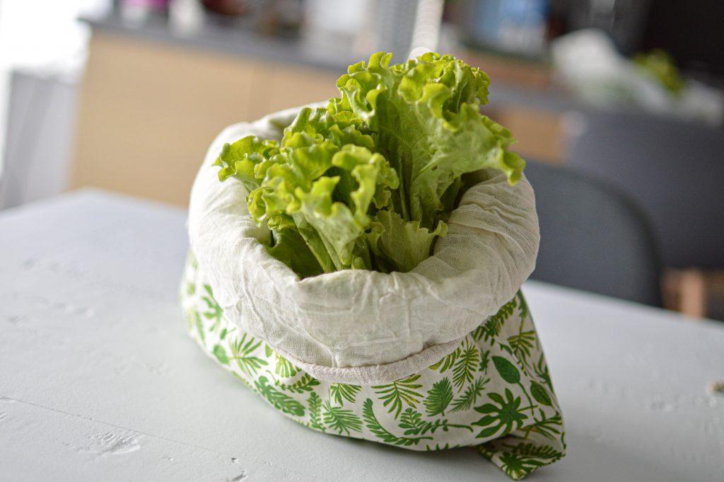 Sac de conservation des légumes