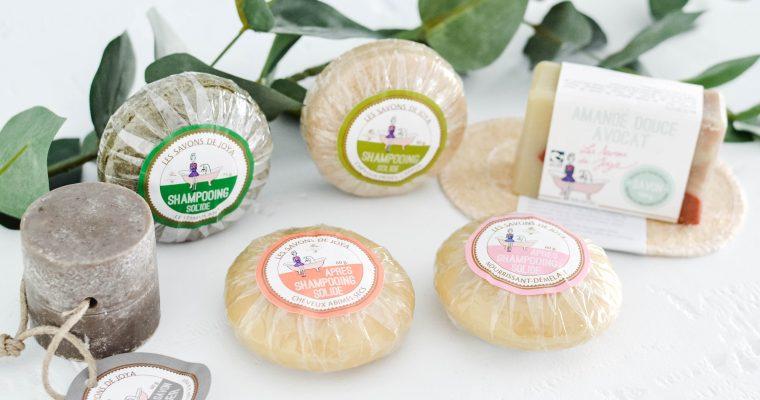 Les cosmétiques solides au plus près de la nature : Les Savons de Joya