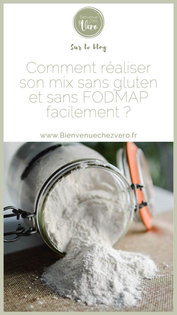 Mix sans gluten et sans FODMAP