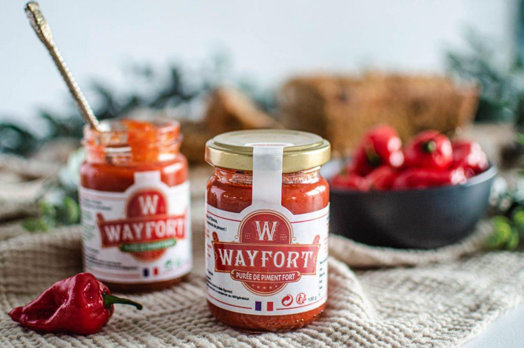 Purée de piment Wayfort