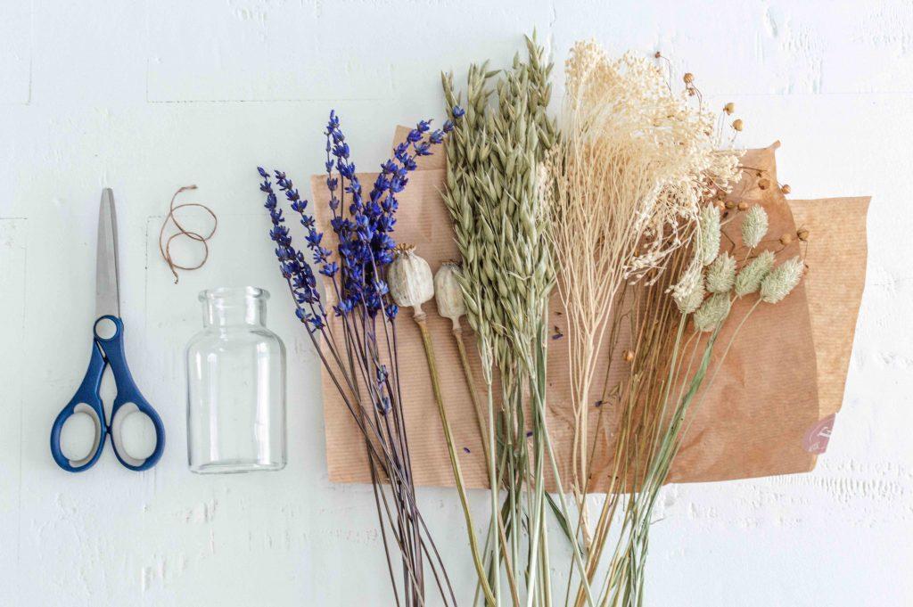 KIT DIY petit bouquet de fleurs - Flowrette