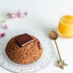 Bowl cake chocolat orange