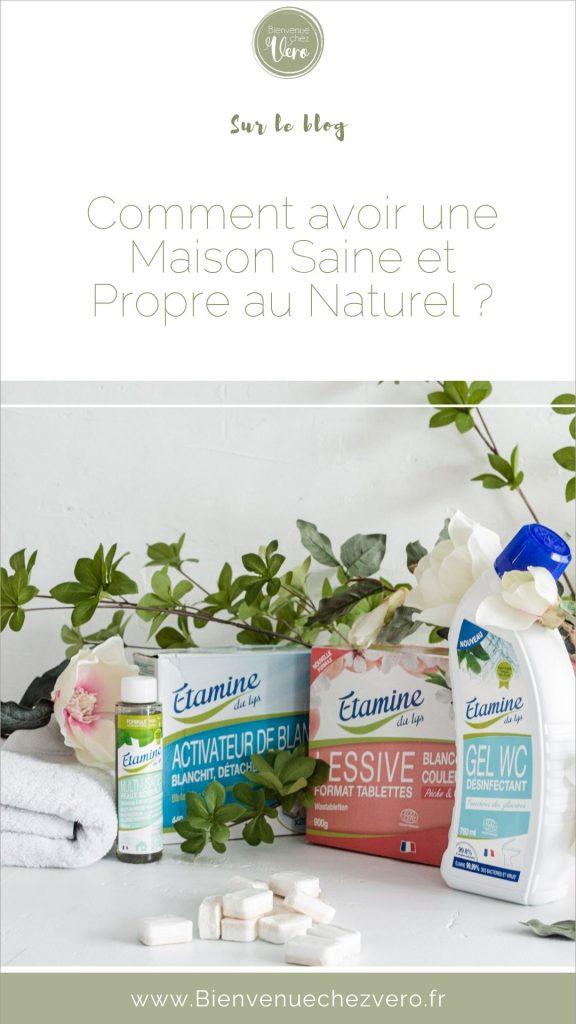 Nettoyer son intérieur sainement
