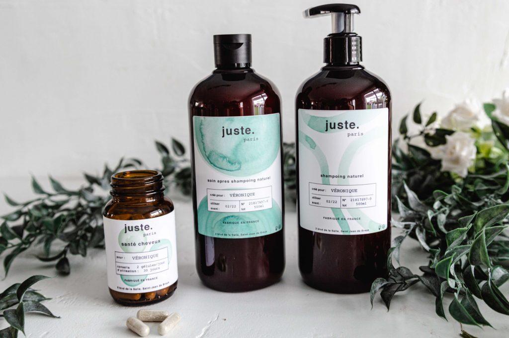 Juste, la marque de shampoing naturel et sur-mesure (13)